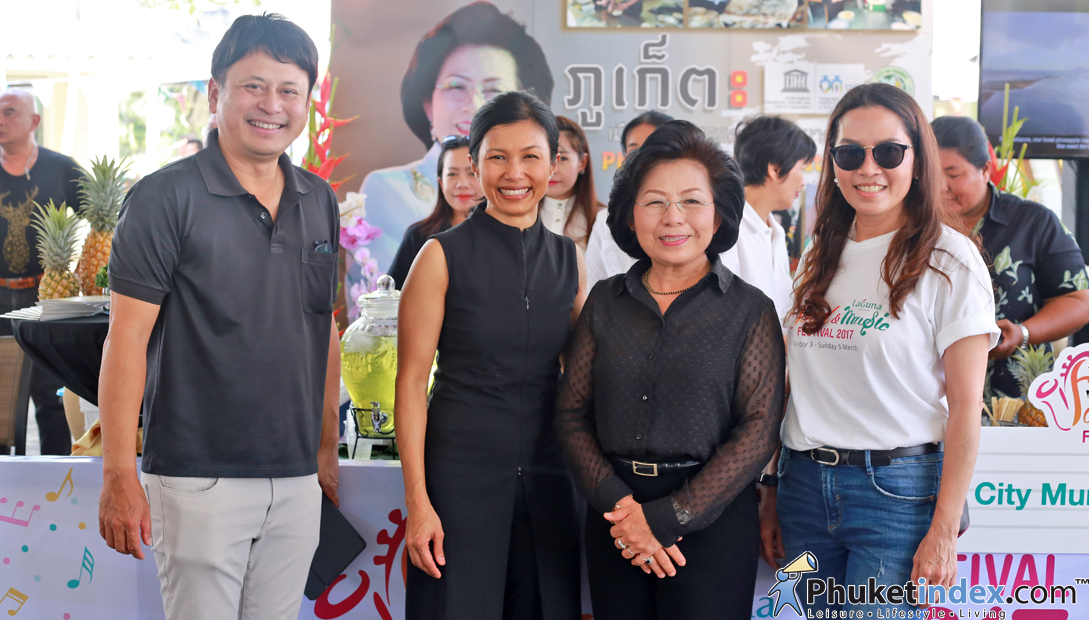 """Laguna Phuket Food & Music Festival 2017"""
