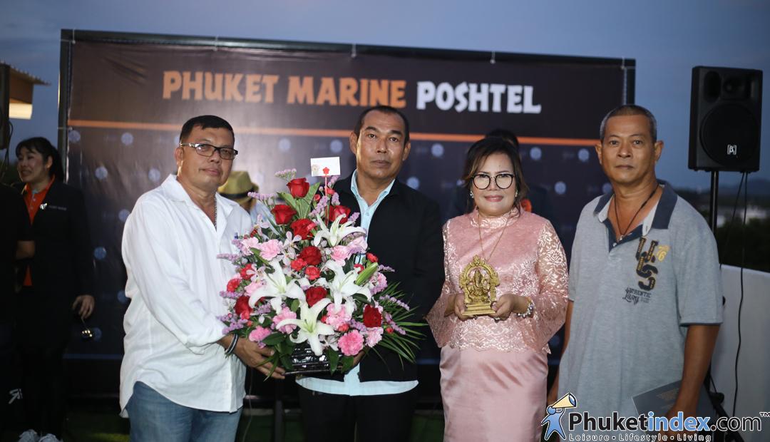 Grand Opening of Phuket Marine Poshtel