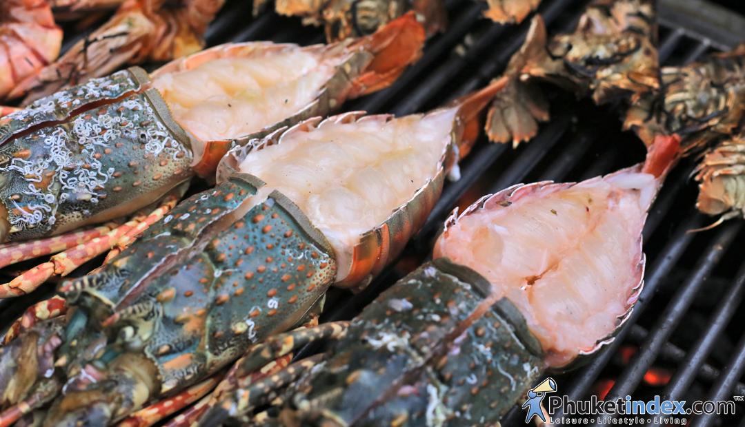 Kata Sea Breeze Seafood Market & Khao Chae Festival