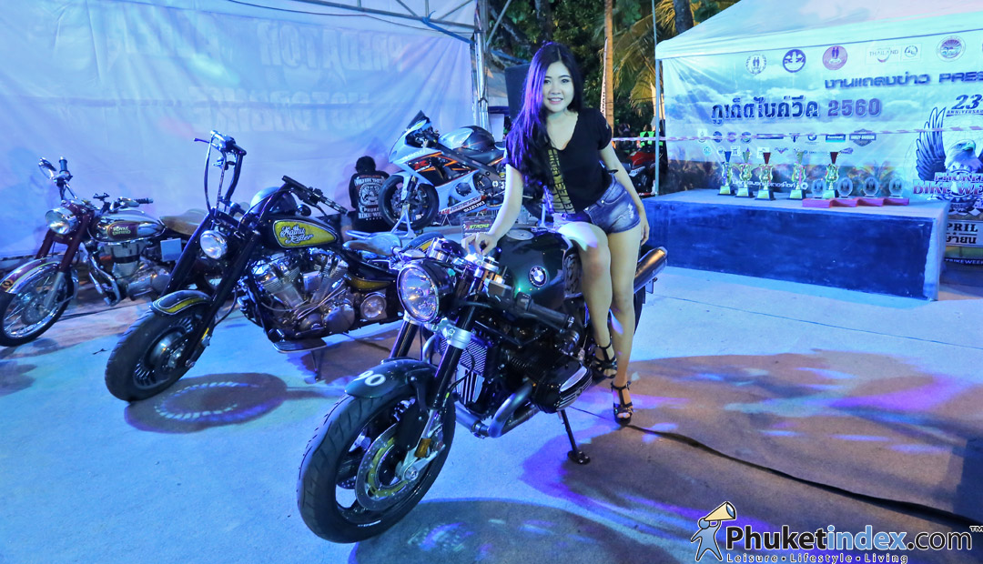 "PHUKET BIKE WEEK 2017 ""WORLD Ride Together"" at Patong Beach"