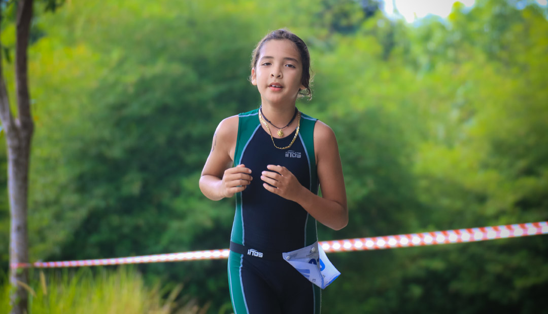 The 5th Thanyapura Superkidz Triathlon