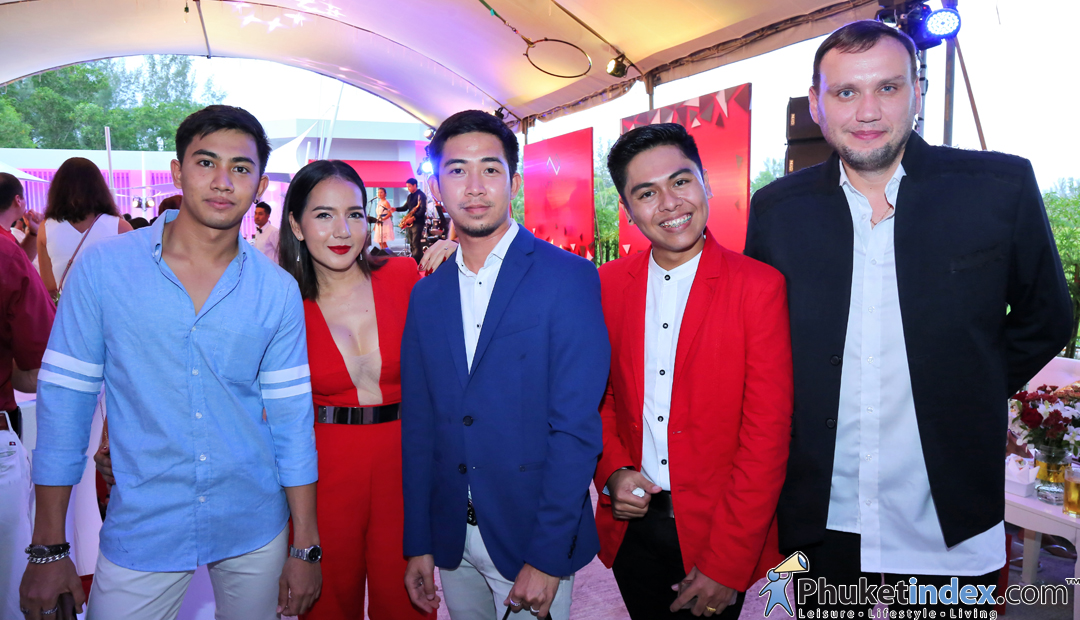 Grand Opening Party – Infinity Condominium