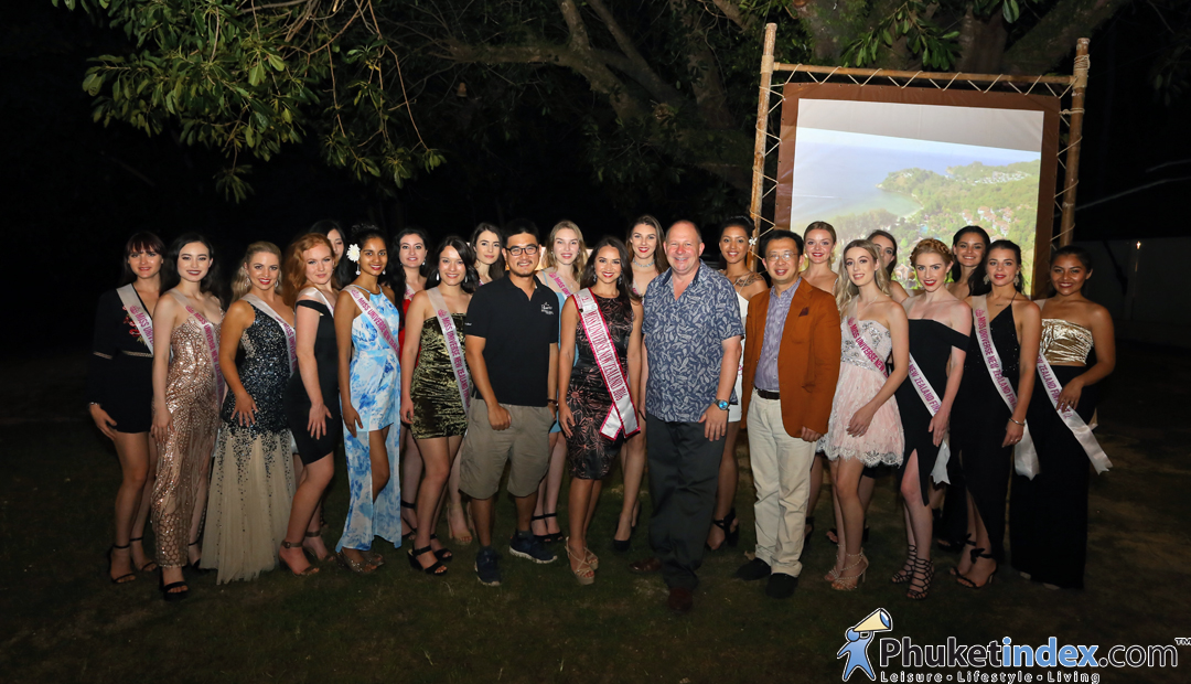 Thavorn Sponsor Night for Miss Universe New Zealand 2017