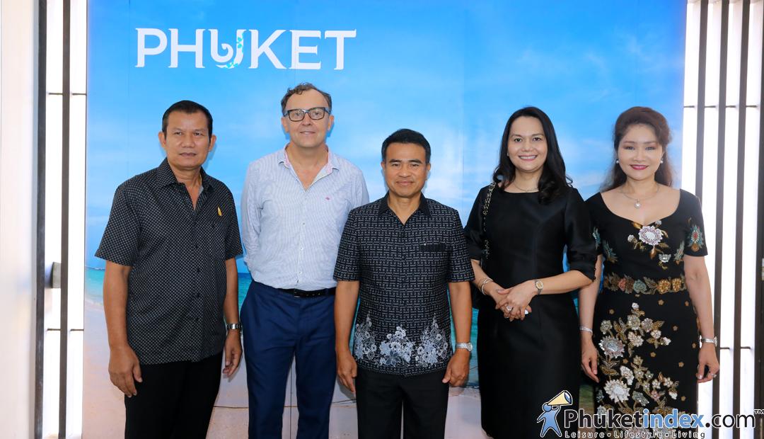 Phuket Hotels Association's Members Meeting #4TH at Twinpalms Phuket