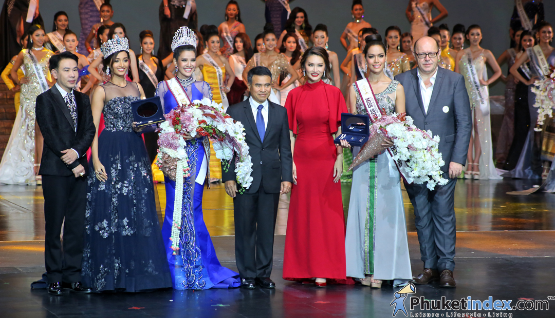 Miss Supranational Thailand Competition 2017 at Siam Niramit Phuket