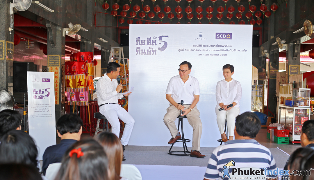 5 Years continued support of Phuket's iconic Vegetarian Festival