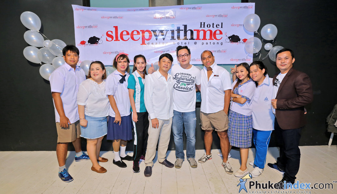 Sleep With Me's Staff Party 2017 at The Par Phuket