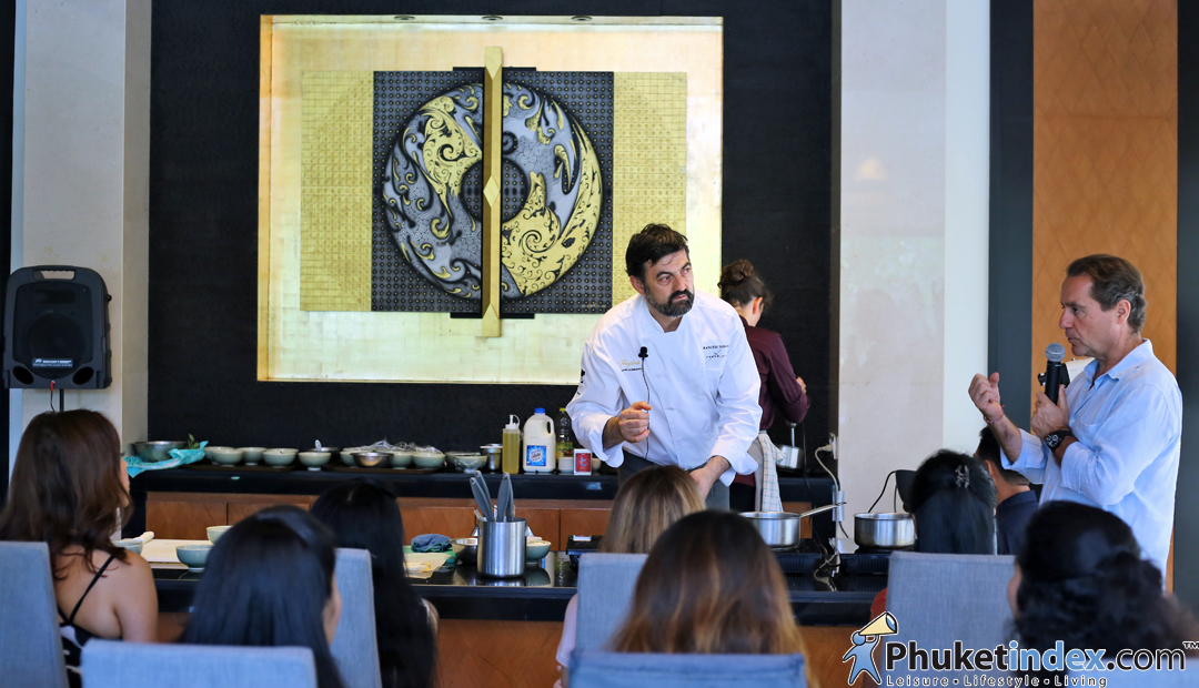 """Masterclass Experience with Francesc Rovira"" at Tré Restaurant"