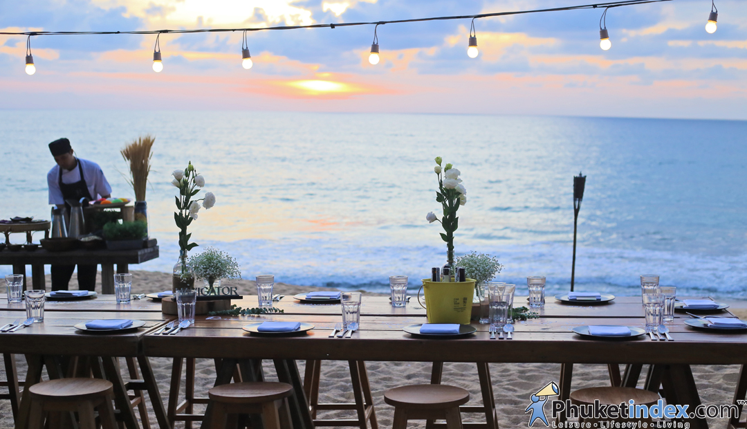 """The Navigator's Table Dinner Series @Renaissance Phuket"
