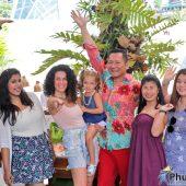 The Pool Linner Sunday-Brunch at Hyatt Regency Phuket Resort