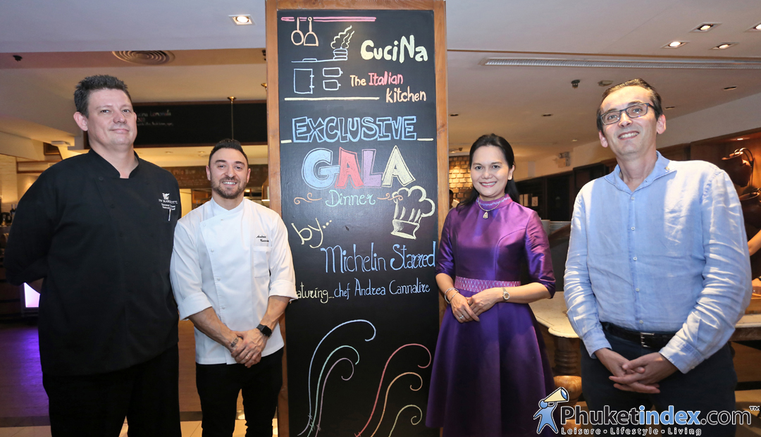 Stay with Michelin star dining experience @JW Marriott Phuket