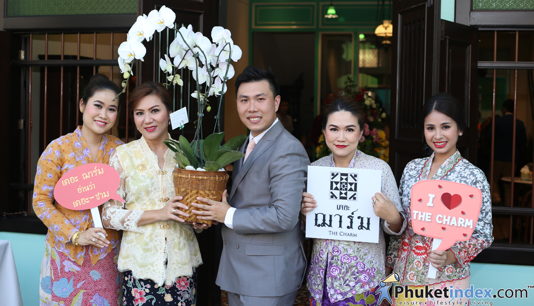 "Grand Opening – ""The Charm Phuket"" at Deebuk Road"