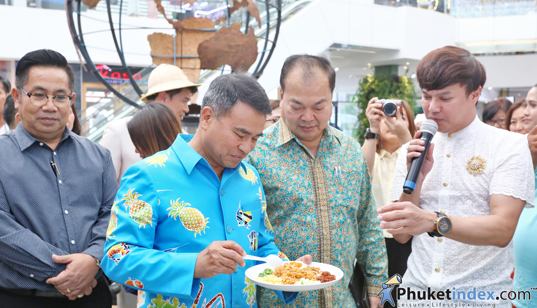 Phuket: City of Gastronomy – Press Conference