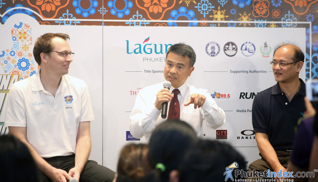Laguna Phuket Marathon – Press Conference