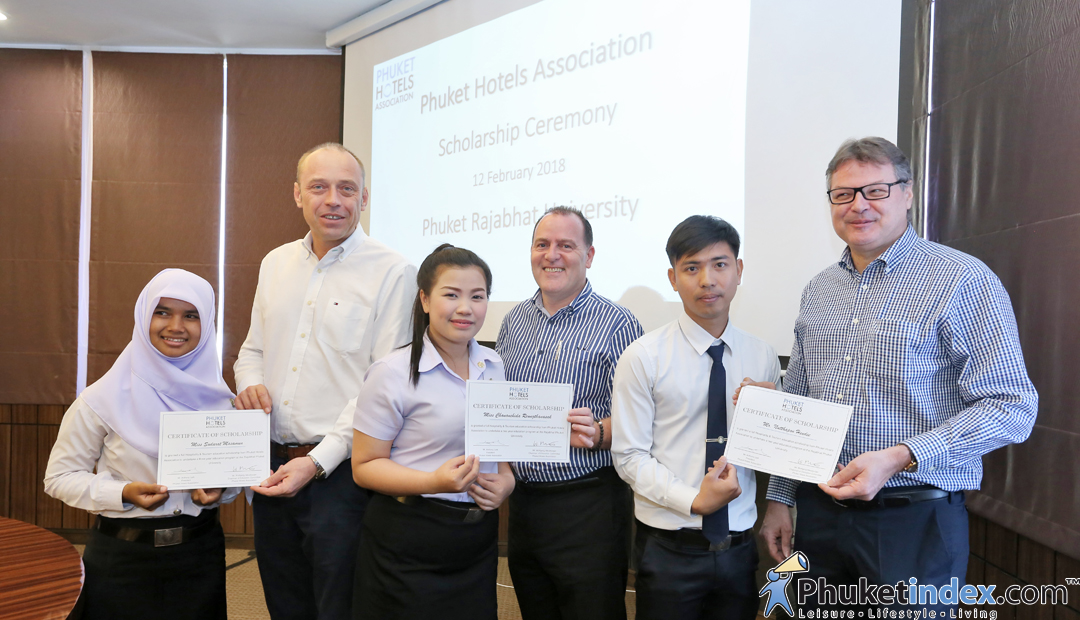 Phuket Hotels Association Scholarship