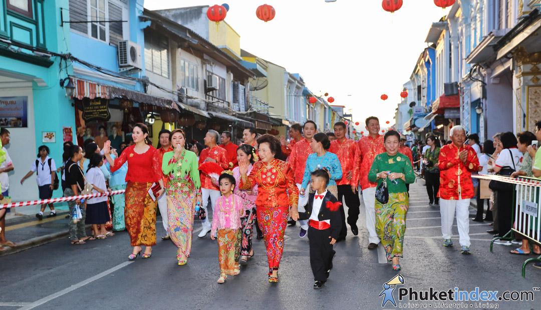 Old Phuket Town Festival 2018