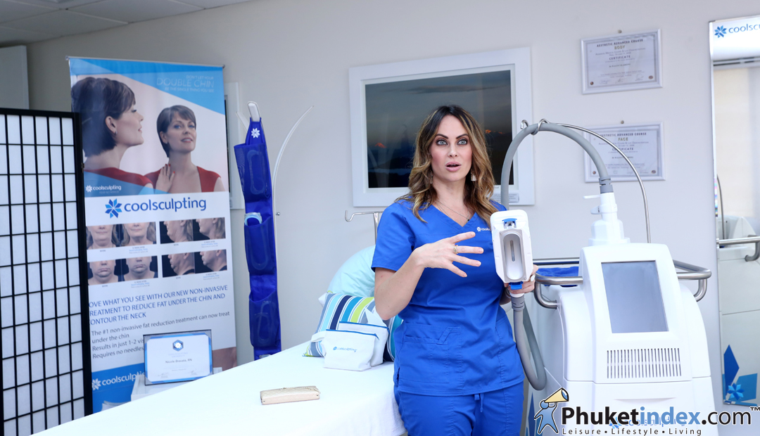 """COOLSCULPTING"" @Thanyapura Phuket"