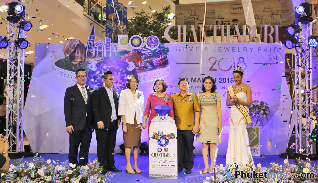Chanthaburi Gems & Jewelry Fair at Central Festival Phuket