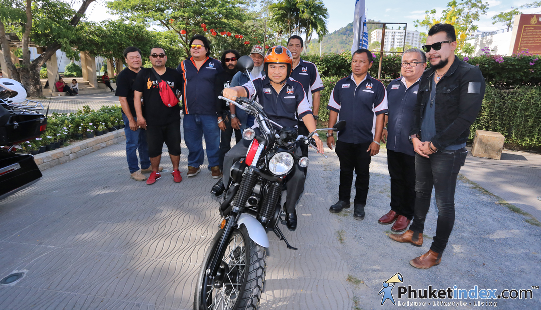 Press Conference – PHUKET BIKE WEEK 2018