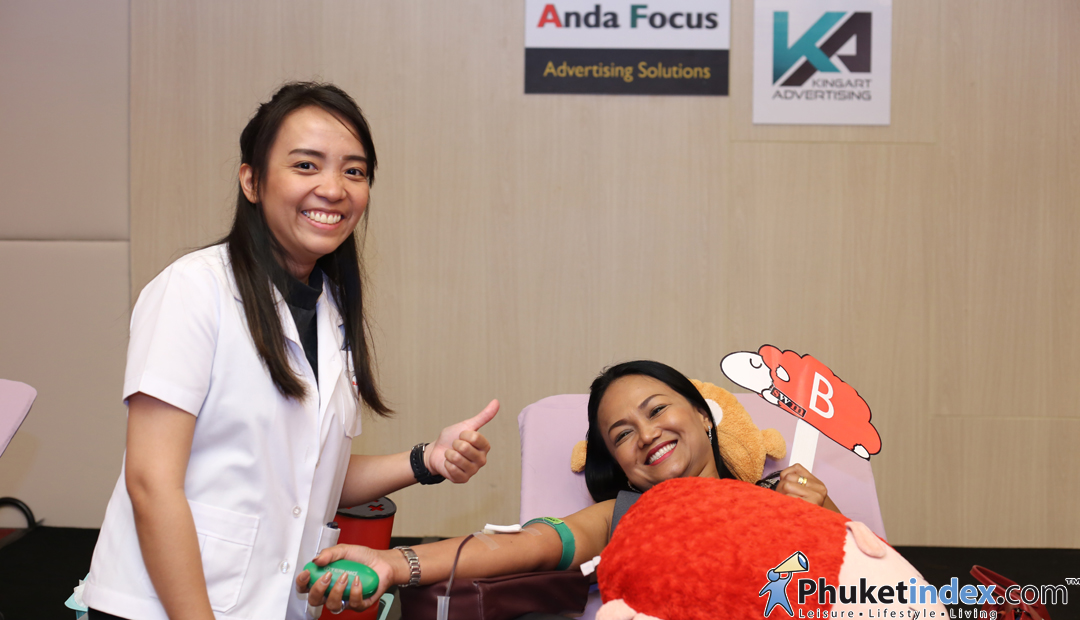 """""""Blood & Organs Donation"""" at Sleep With Me Hotel"""