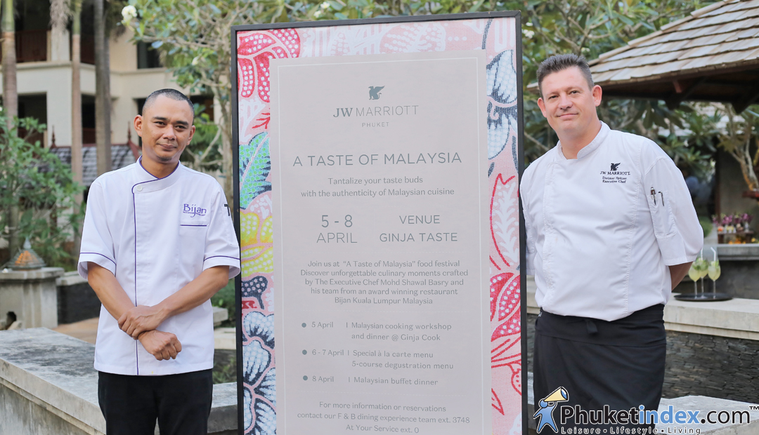 A Taste of Malaysia @ JW Marriott Phuket Resort & Spa