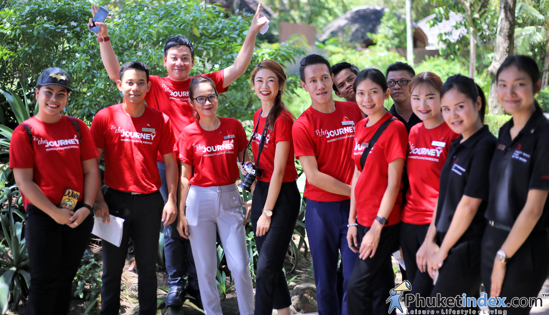 Marriott International's 'Journey Week' at Renaissance Phuket