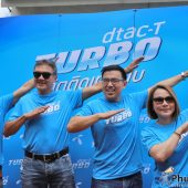 dtac launches 'dtac TURBO' – Press conference