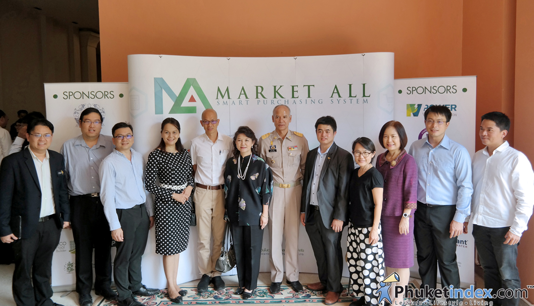 """Grand Opening: Market All – Smart Purchasing System"""