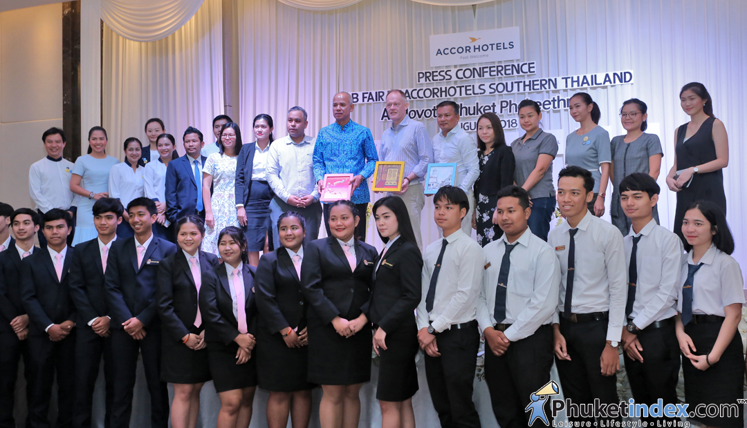 Accor Hotels Job Fair 2018 will be on 31 August 2018
