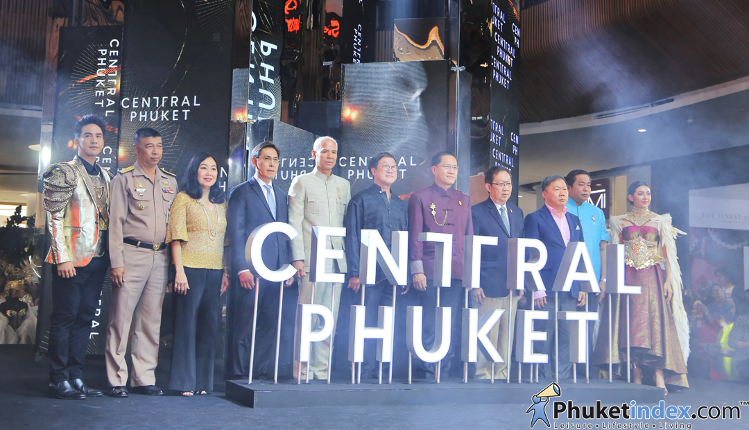 Grand Opening of Central Phuket Floresta