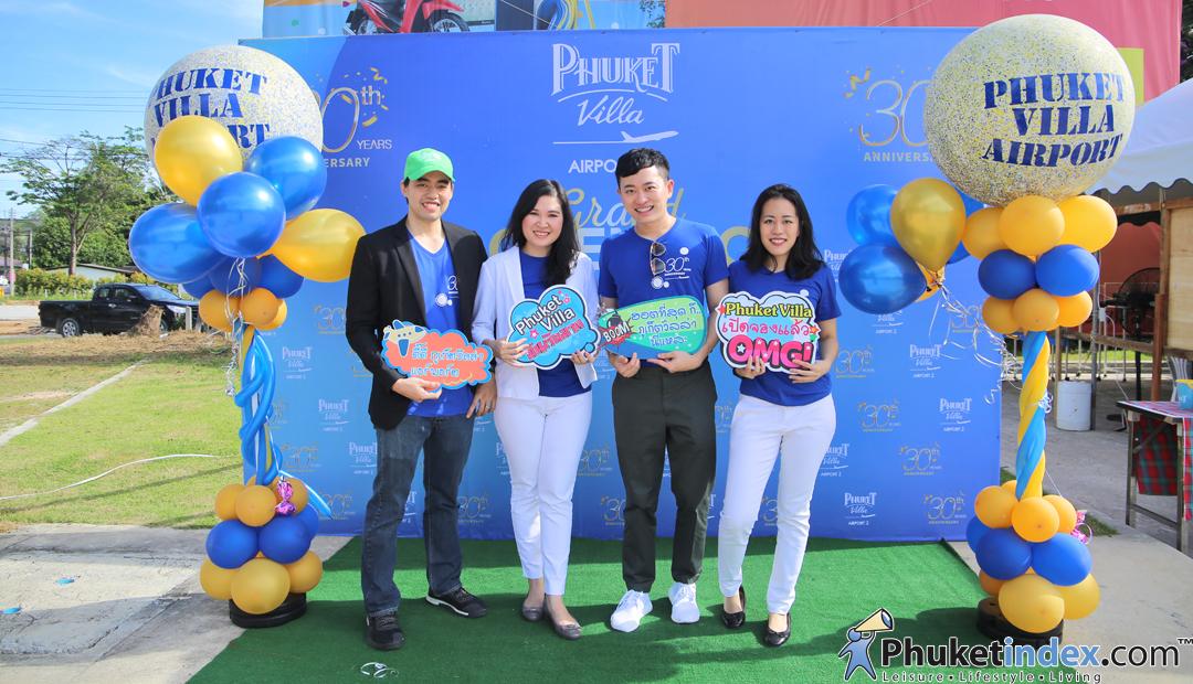 Grand Opening – Phuket Villa Airport 2