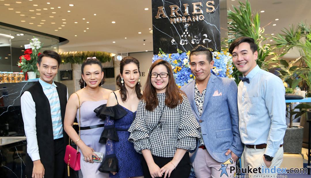 Grand Opening – Aries Murano Phuket