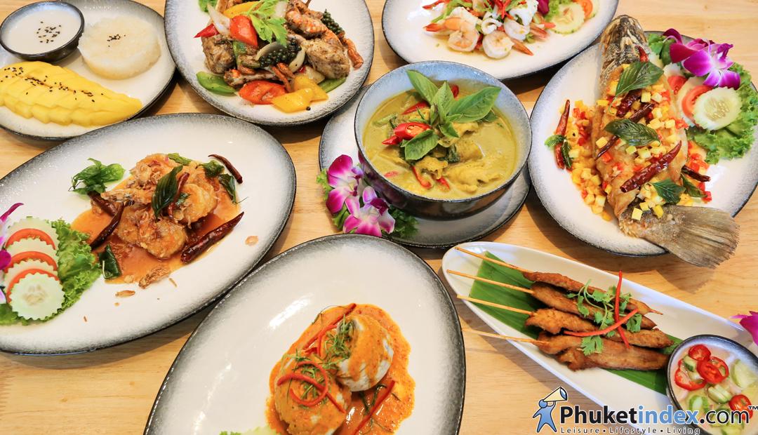 Baithong Thai & Seafood Restaurant, Kamala Beach
