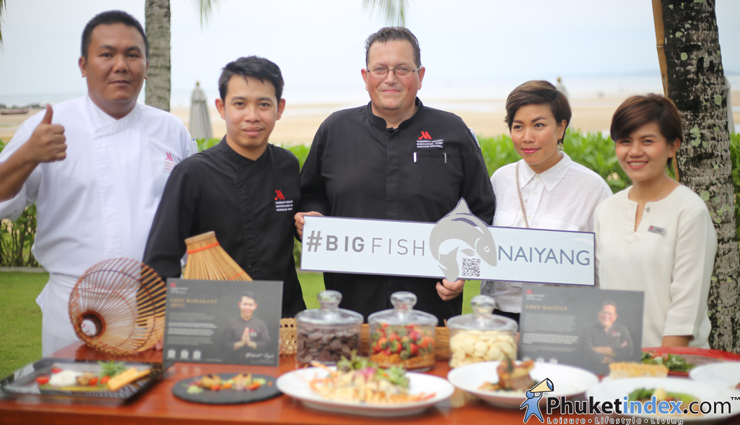 The Media Mixer Event at Phuket Marriott Resort and Spa Nai Yang Beach