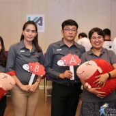 """Blood & Organs Donation"" @ Sleep With Me Hotel"