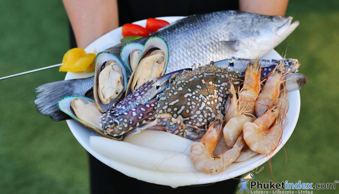 Andaman Seafood BBQ – Extravaganza buffet, Phuket
