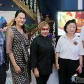 Thai Cuisine to Global Market visit Phuket