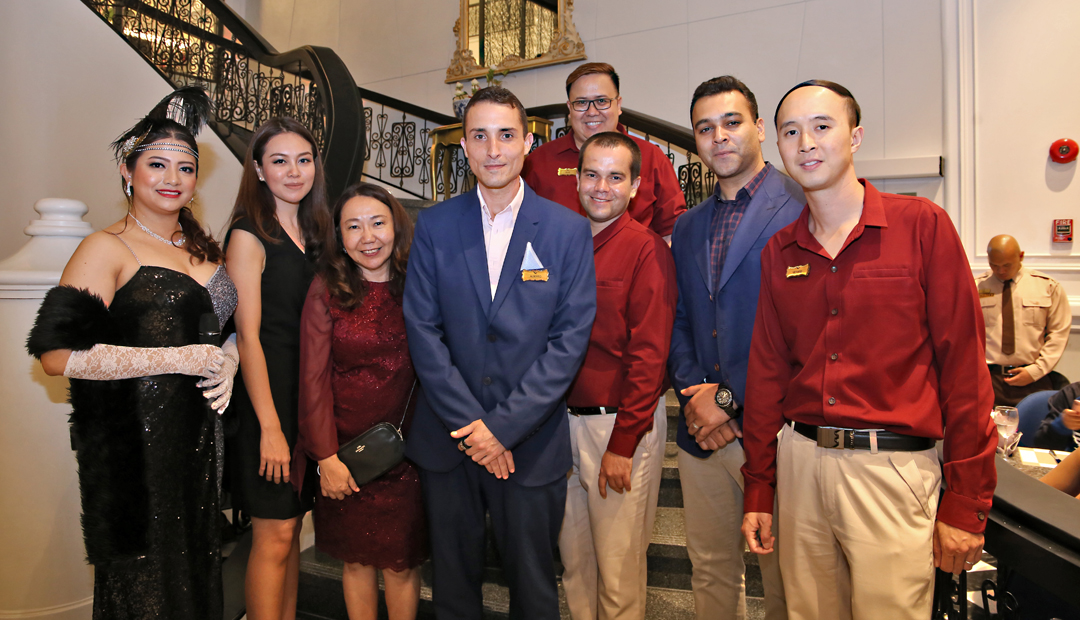 "Opening party ""Mövenpick Myth Hotel Patong Phuket"""