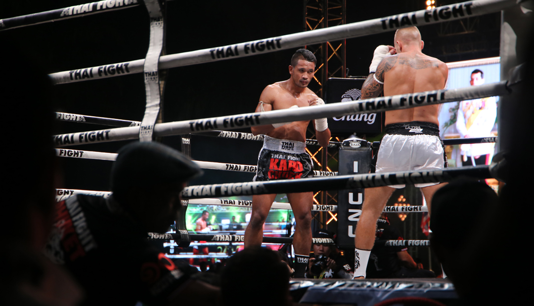 Thai Fight Phuket 2019