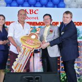 The Grand Opening Ceremony of Mai Khao Beach Condotel, Phuket