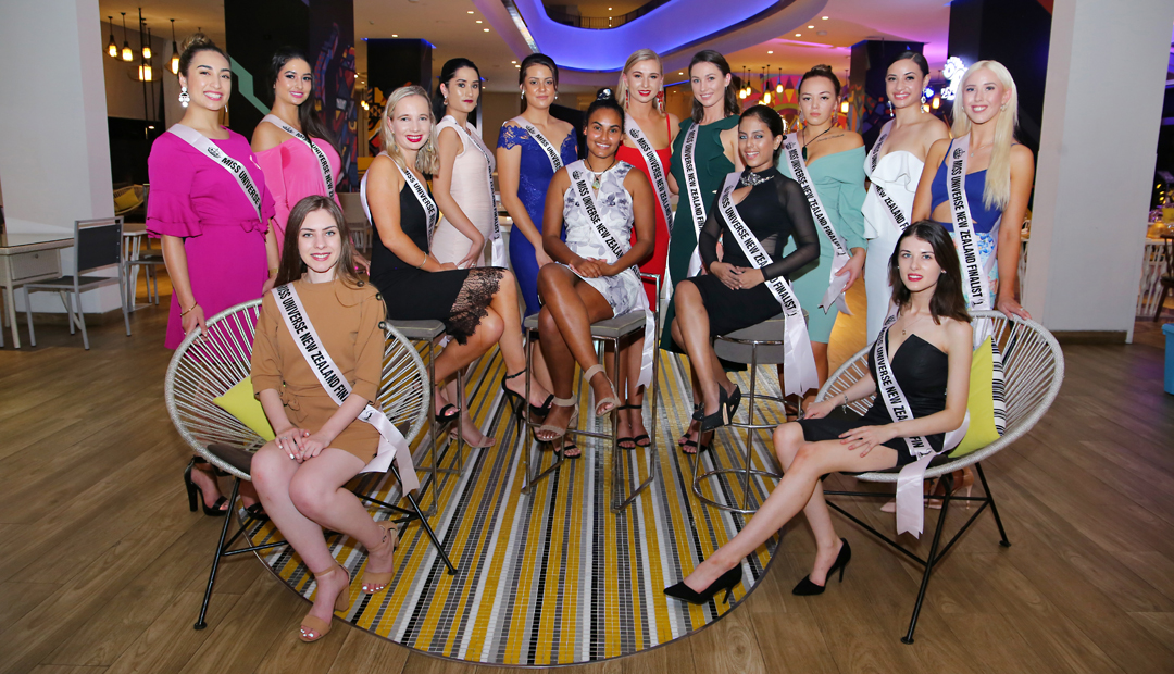 Miss Universe New Zealand (to be) Street Market Dinner, Phuket