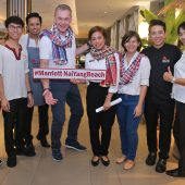Media Mixer Vol.2 – Phuket Marriott Resort and Spa, Nai Yang Beach