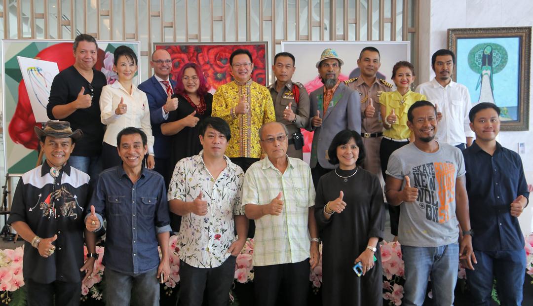 Phokeethra Gallery, Phuket 2019