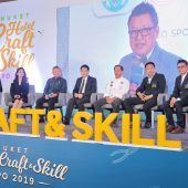 Phuket Hotel Craft & Skill Expo 2019