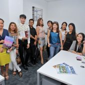 The exclusive talk at Regus Royal Phuket Marina, Phuket