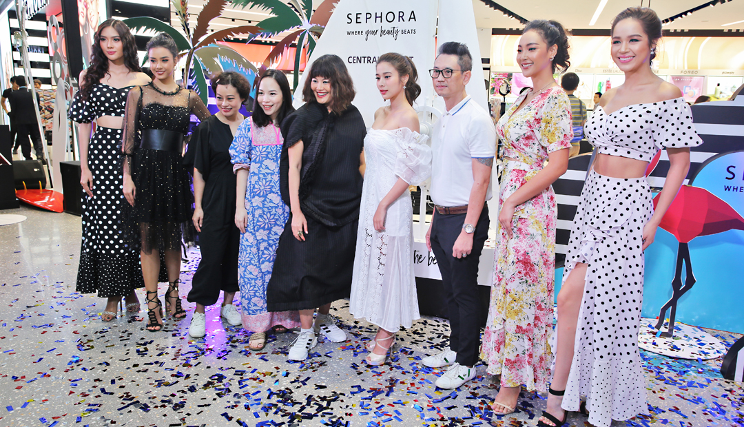 SEPHORA first store in Phuket