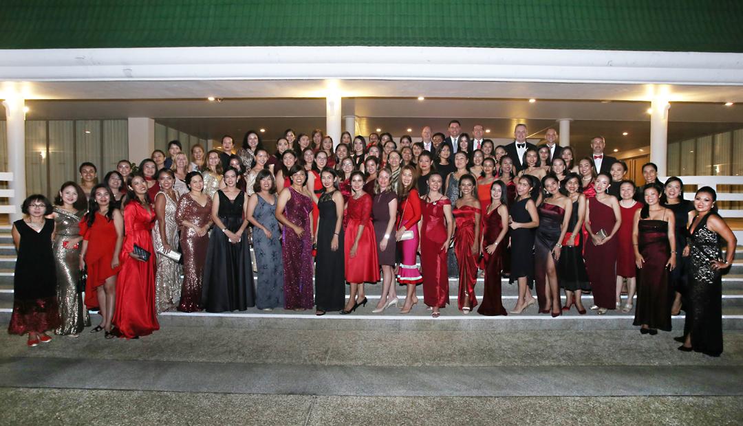 """2019 """"Women in Leadership"""" event, Le Meridien Phuket"""