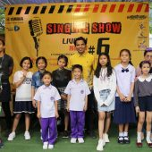 The 6th Singing Show by PK Inter Group, Phuket