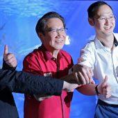 Grand opening – Aquaria Phuket