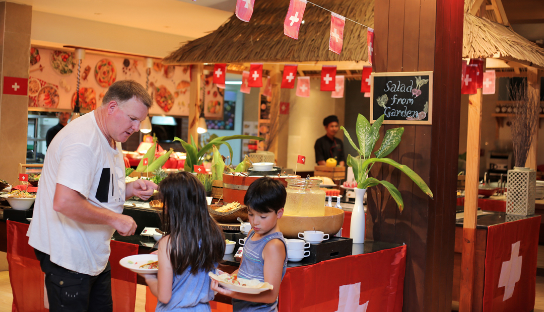 Happy Swiss National Day at Swissotel Suites Phuket Kamala Beach